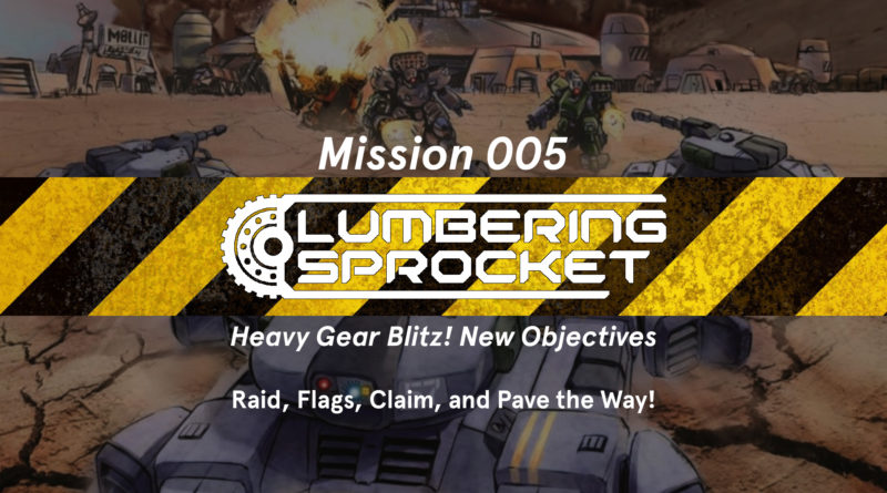 Mission 005 – New Objectives!